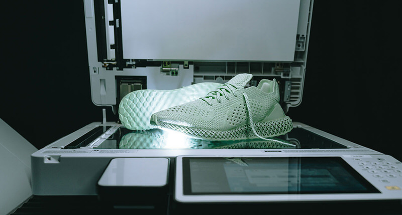 Image result for daniel arsham x adidas futurecraft 4d