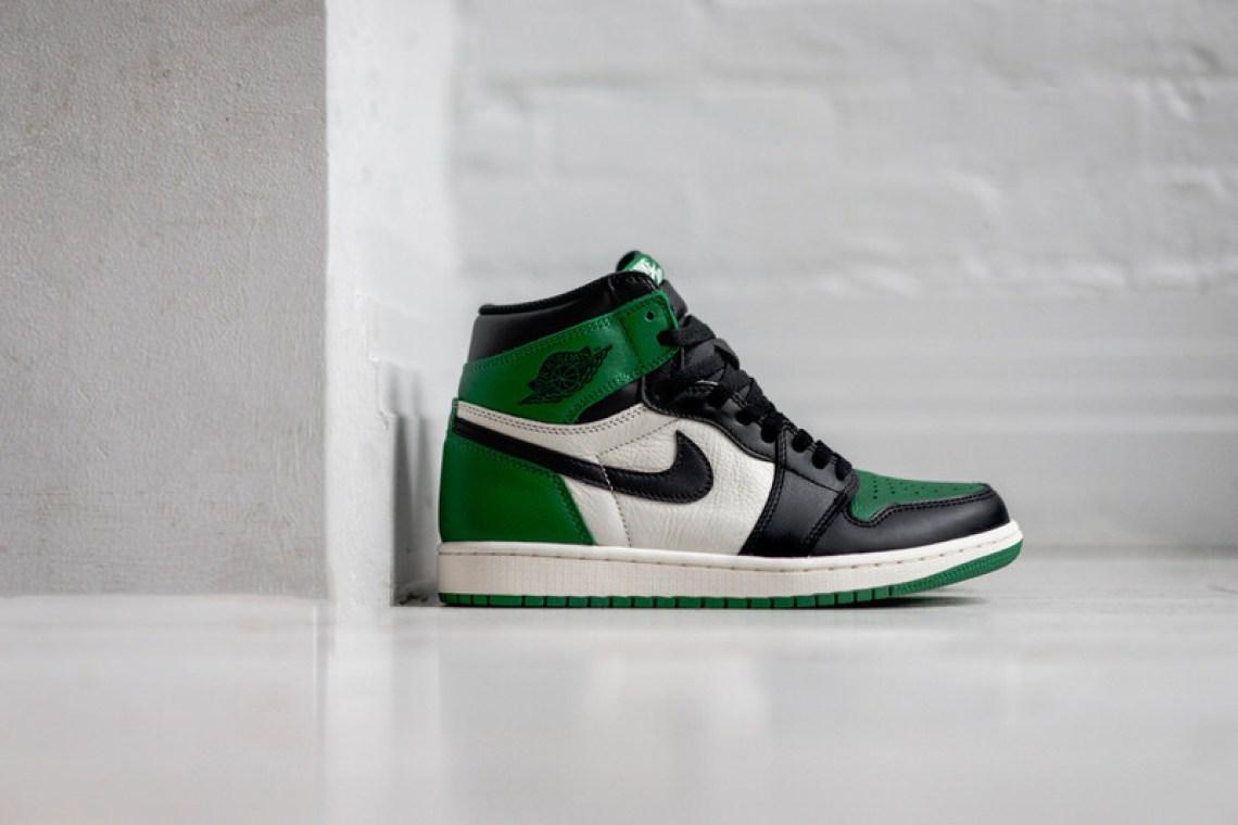 """J Cole In Jordans Air Jordan 1 """"Pin..."""