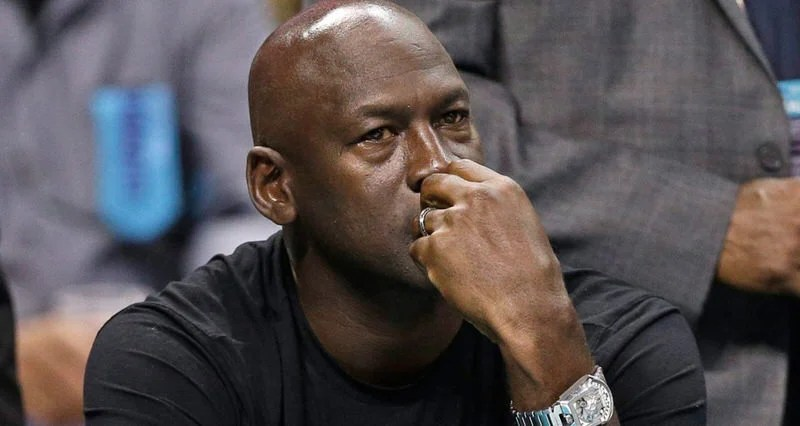 new product a6848 1eeb3 Michael Jordan Continues to Give Back in Hometown Following Hurricane  Florence Devastation