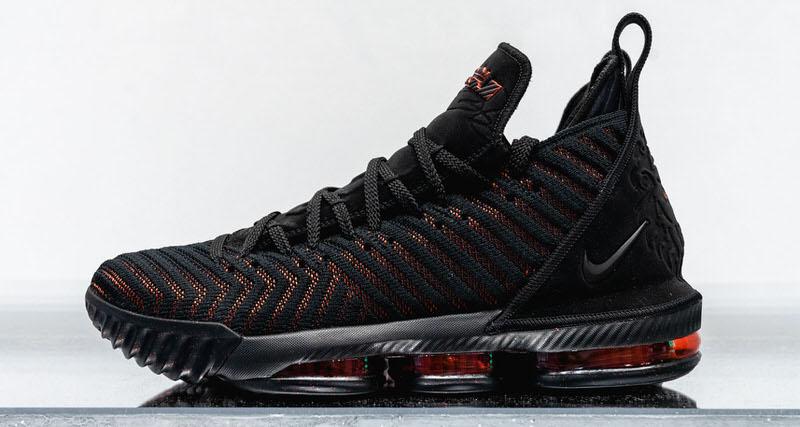 """Nike LeBron 16 """"Fresh Bred"""" A Detailed Look"""