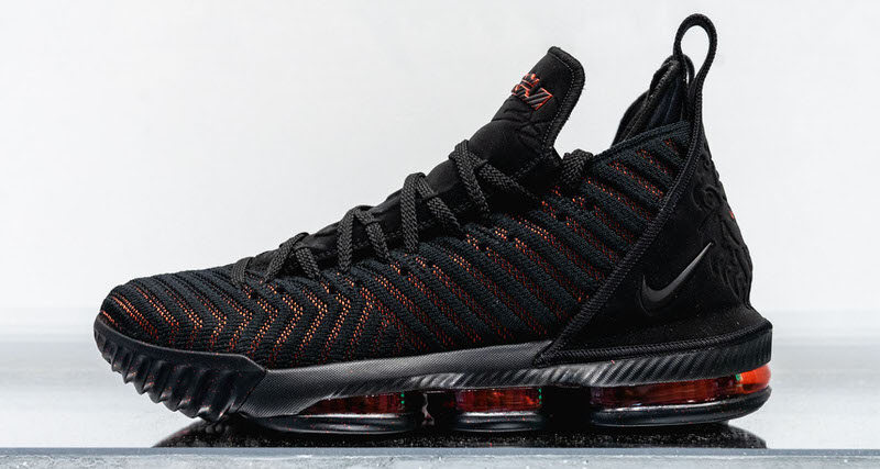 "97247bbab4b A Closer Look at the Nike LeBron 16 ""Fresh Bred"""