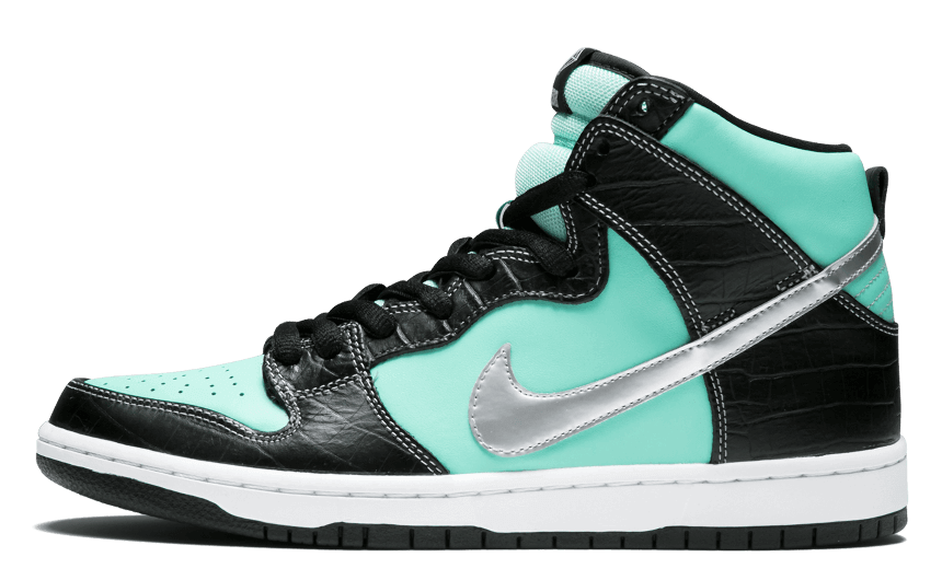 "Nike SB Dunk High ""Tiffany"" (2015) via Stadium Goods 4ebcb7e23"