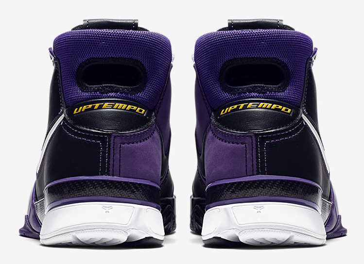 "Nike Zoom Kobe 1 Protro ""Purple Reign"""