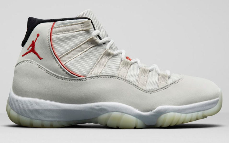 "Air Jordan 11 ""Platinum Tint"""