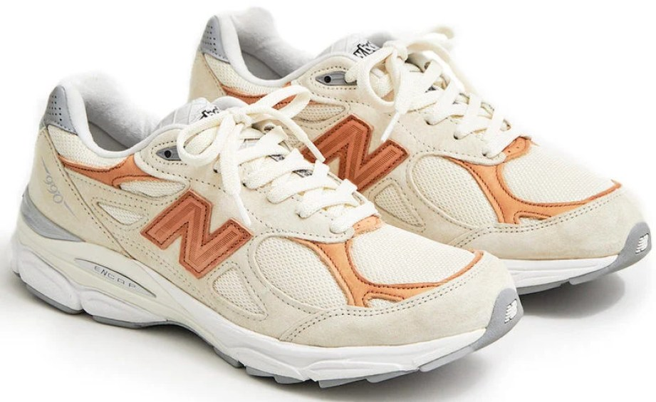 "Todd Snyder x New Balance 990 ""Pale Ale"""
