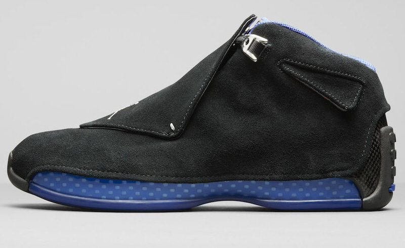 7b527846fae ... og black royal blue cfad0 dd3b5; official store air jordan 18 black  royal c5269 41438
