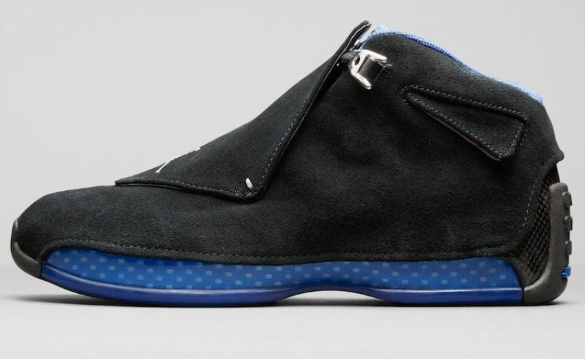 c4ed8faec6b Air Jordan 18 Black/Royal Release Date | Nice Kicks