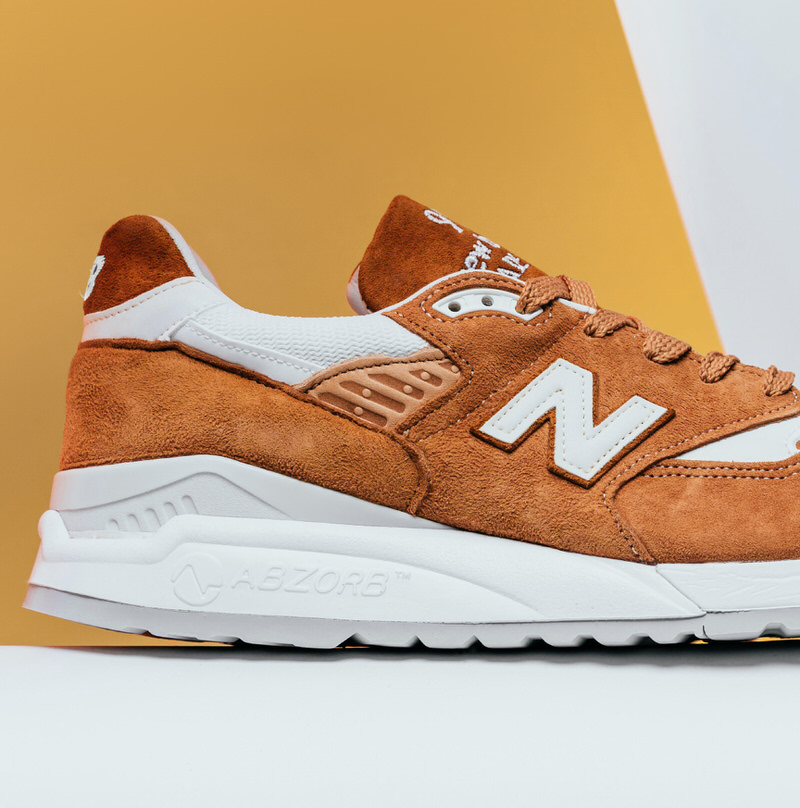super popular 02927 fef33 ... mens shoes brown sugar dynamite 164a7 66077  switzerland the new  balance 998 made in usa brown sugar is available now at feature.