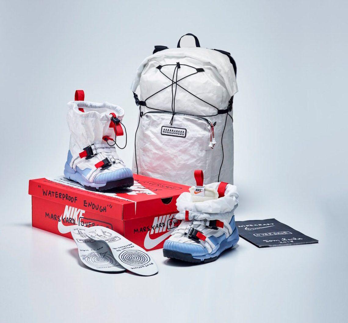 sports shoes ae502 e32ee Nike Mars Yard Overshoe Nike Mars Yard Overshoe