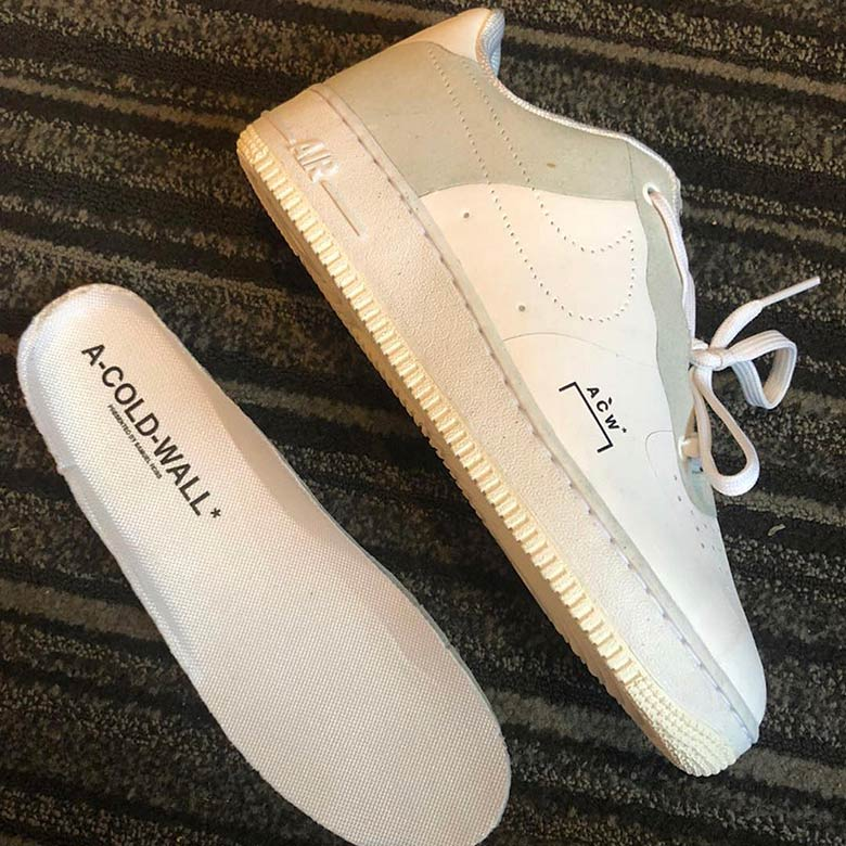 buy popular ddeaf 68acf ... A Cold Wall x Nike Air Force 1 Low