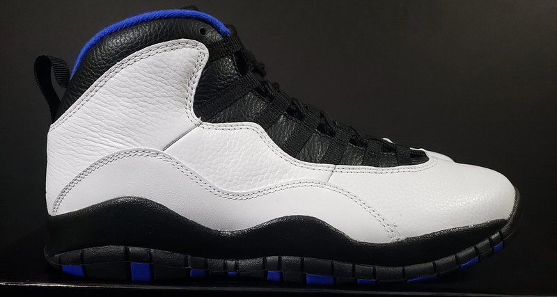 "eb4f97e74ccd Air Jordan 10 ""Orlando"" Arrives in Time for the Holidays"