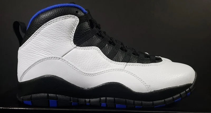 "separation shoes e166b 97ed8 Air Jordan 10 ""Orlando"" Arrives in Time for the Holidays"
