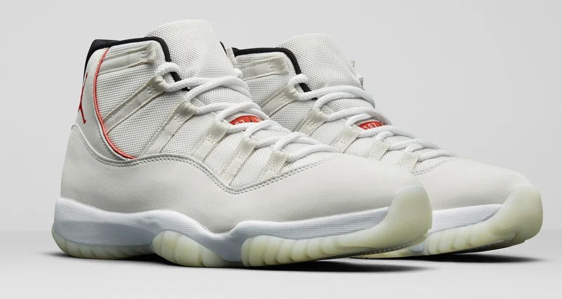 "6bd2c869b6e9 Air Jordan 11 ""Platinum Tint"" Shines Without Traditional Patent Leather"