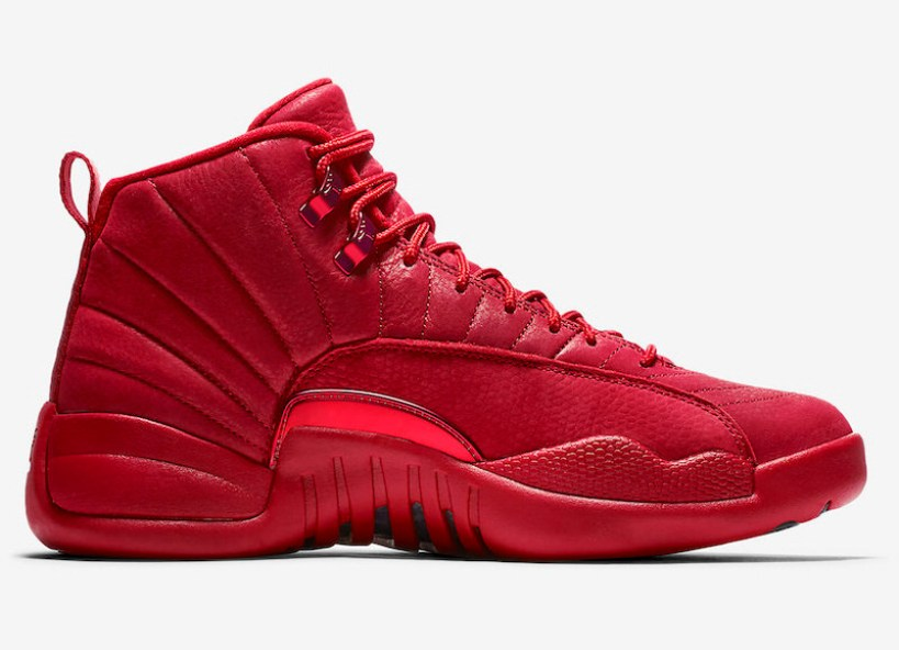 Air Jordan 12. Colorway  Gym Red Gym Red-Black Release Date  November 23 a16f6cfa6