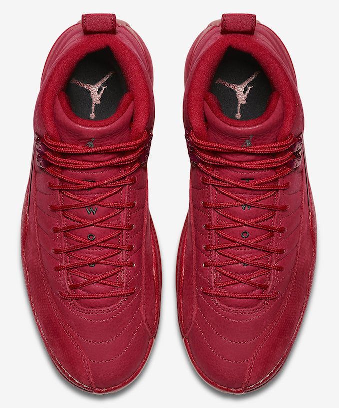 e909168f3d89 Air Jordan 12. Colorway  Gym Red Gym Red-Black Release Date  November 23