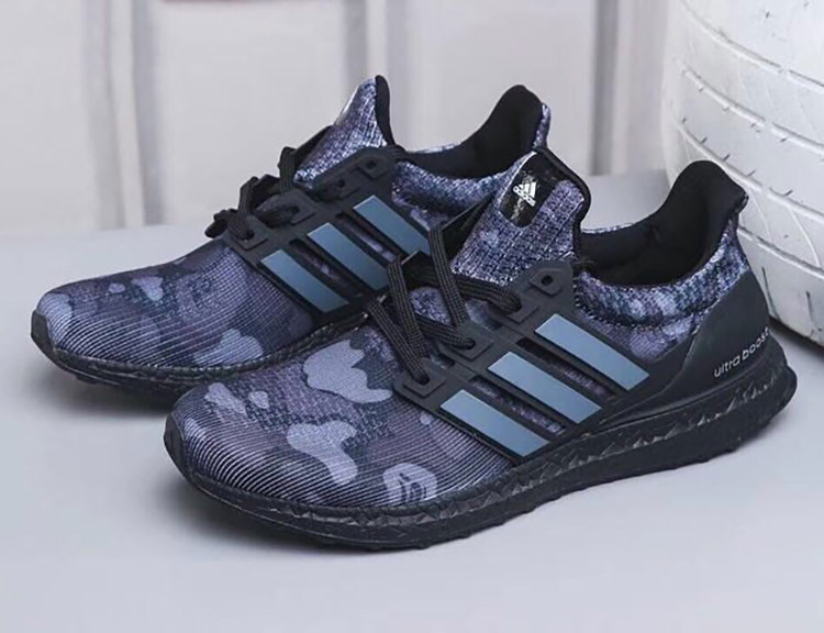 """reputable site 3ae1a dd036 UPDATE 1112 The BAPE x adidas Ultra Boost has also surfaced in """"Black  Camo"""" courtesy of onusinfo. Hypebeast suggest this collection will drop on  February ..."""