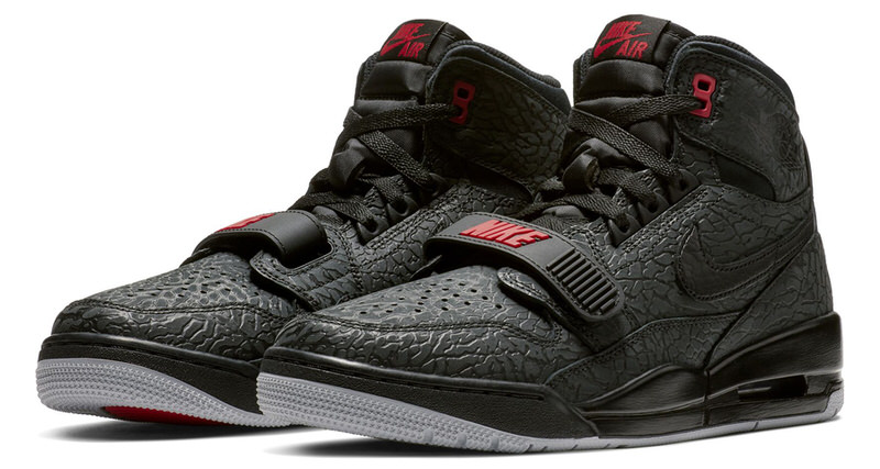 new product 53c28 71bea Don C s Jordan Legacy 312 Goes All-Over Elephant