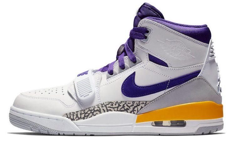 """Jordan Legacy 312 """"Lakers"""""""