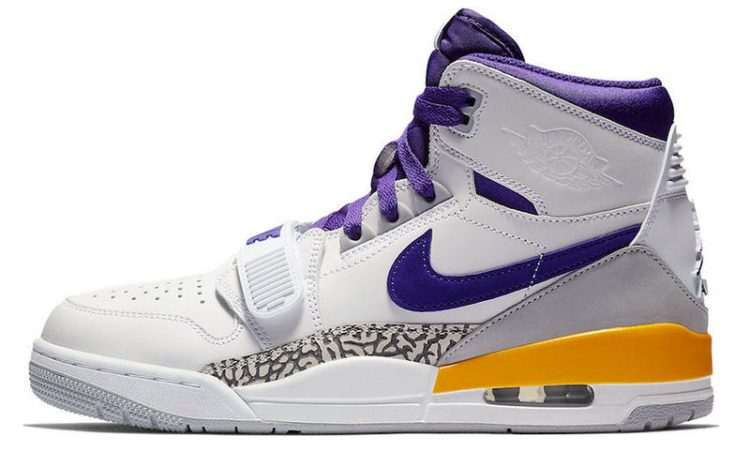 83565aa75ac4 ... official images 66a23 9ded1 Don Cs Jordan Legacy 312 Goes Hollywood  with Lakers Edition ...