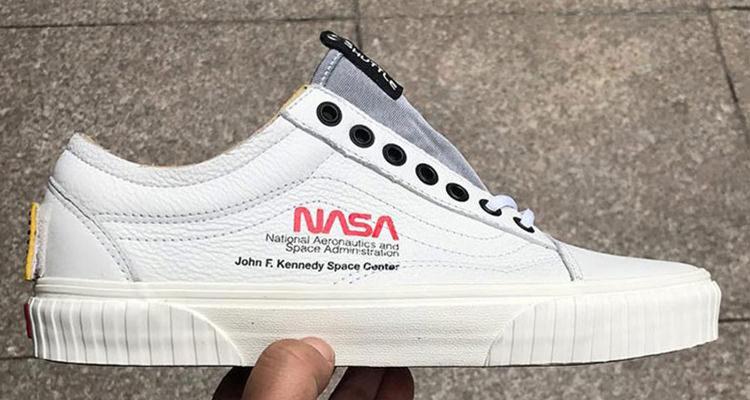 NASA x Vans