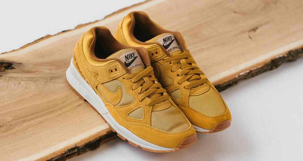 "Nike Air Span II ""Wheat"""