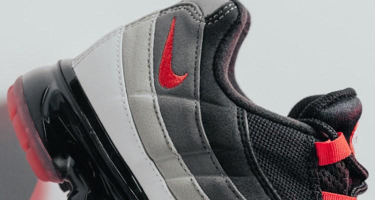 "sports shoes 293e4 4a0e8 Nike Air VaporMax 95 ""Hot Red"""