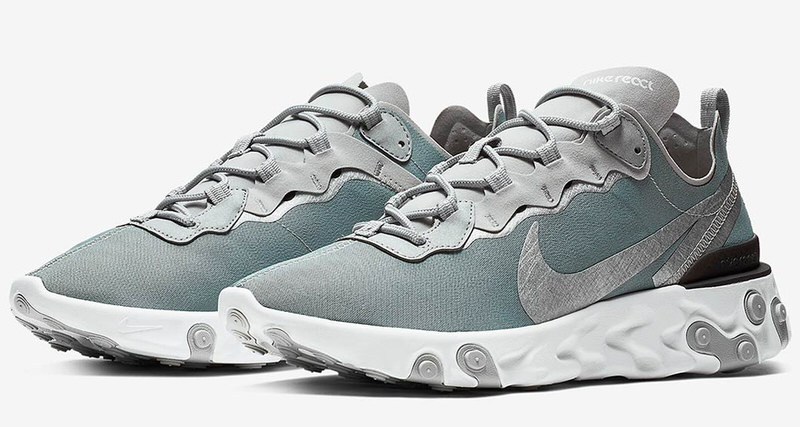 c5bf2a4d518fa Nike React Element 55 Explores New Shades This Fall. Oct 9