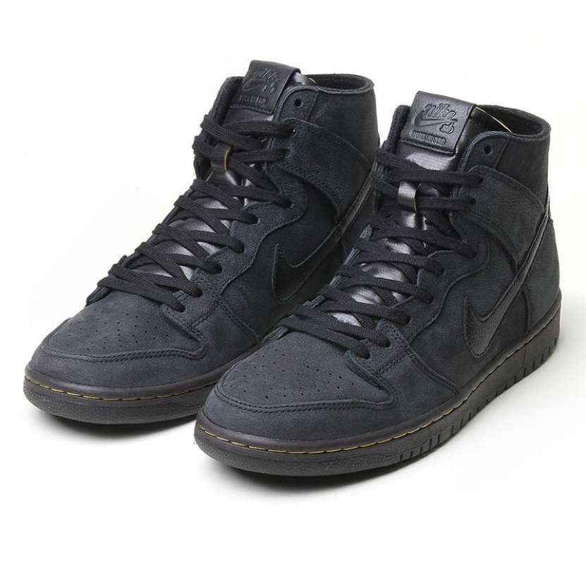 8247ae0e850c Nike SB Dunk High Channels Dr. Martens Boots