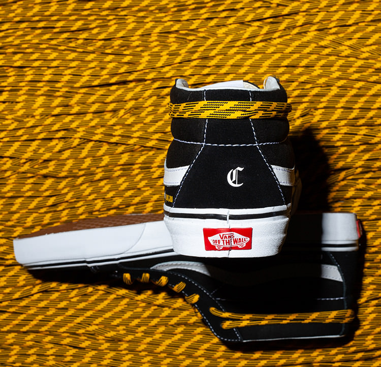 "Coutié x Vans ""One World 2"" Collection"