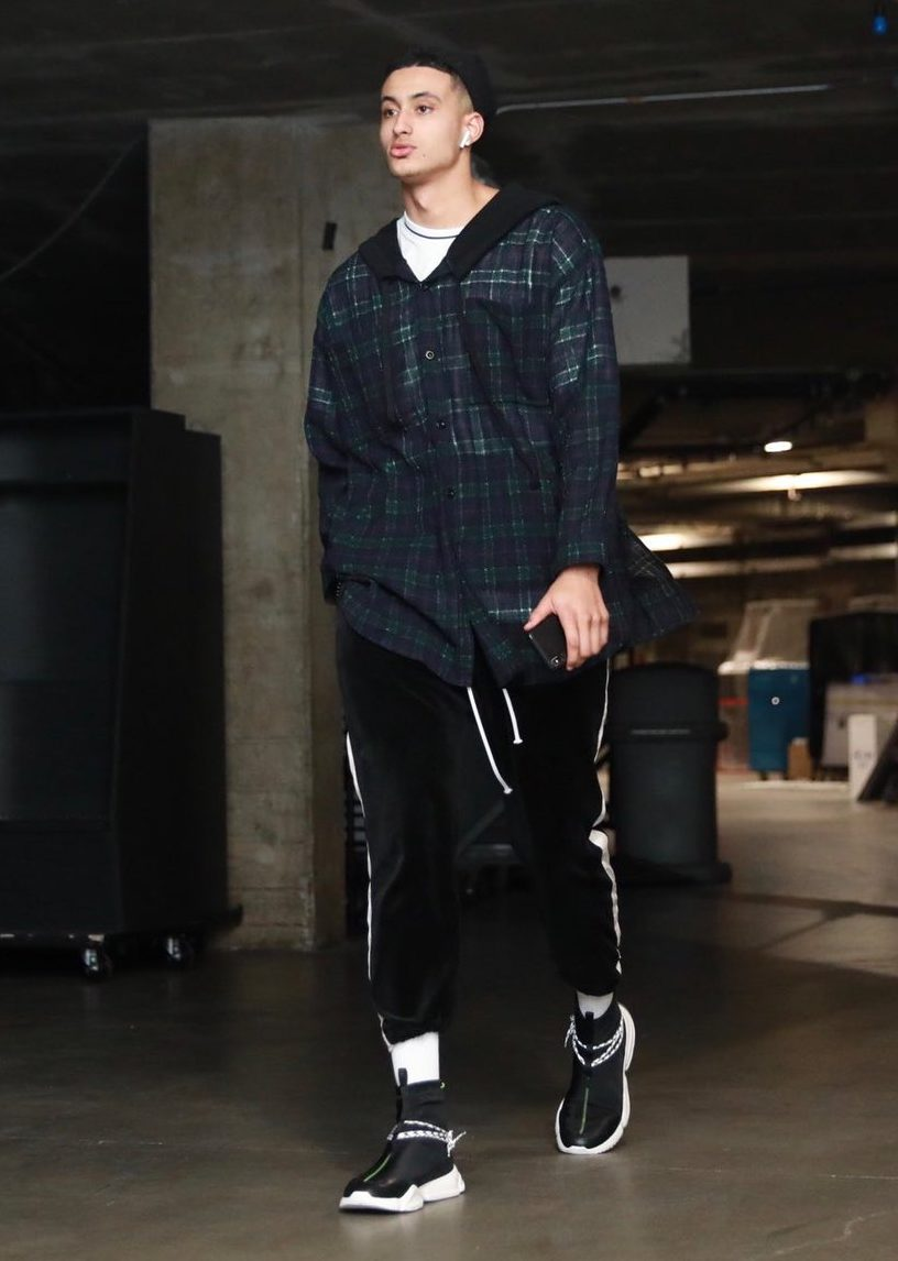 Kyle Kuzma in the John Geiger 002