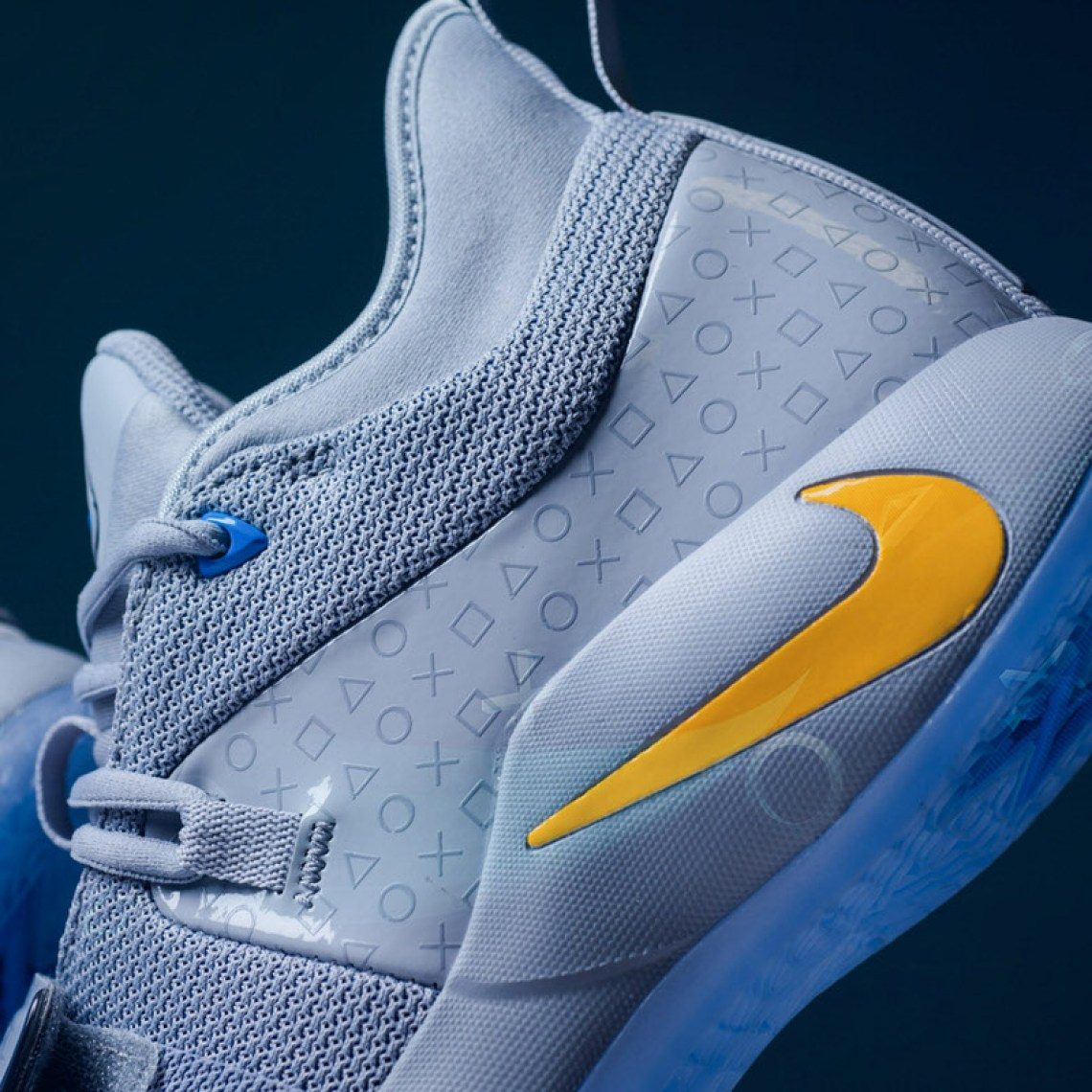 "size 40 4d088 0379d PlayStation x Nike PG 2.5 ""Grey"""