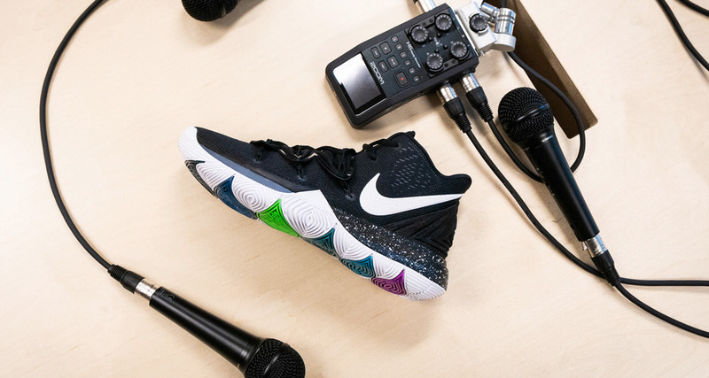 44379ec201a PODCAST    Nike Kyrie 5 Designer Ben Nethongkome Brings 240% More Zoom Air    More Innovation To Series