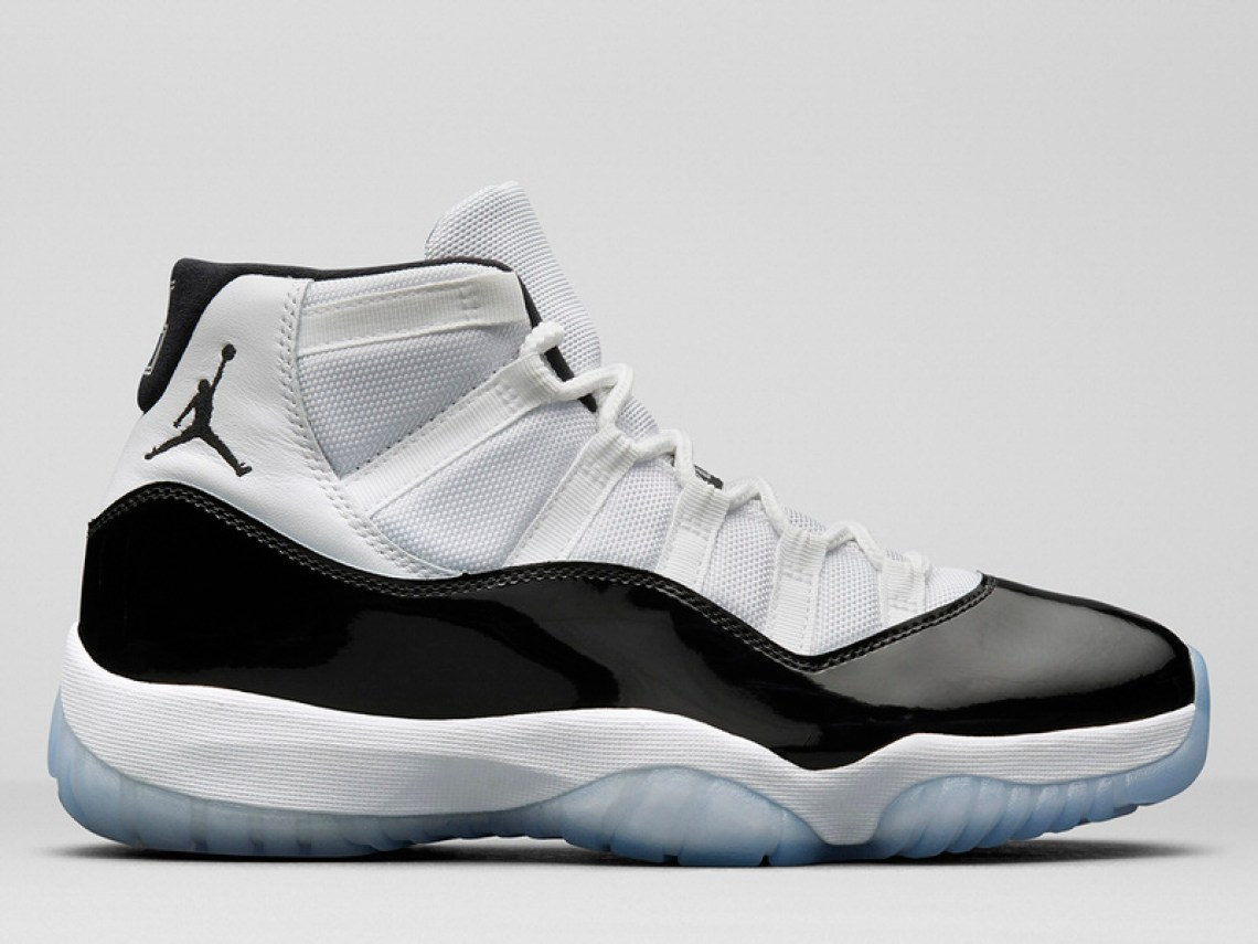 "separation shoes 50ded 697ef Air Jordan 11 ""Concord"". Release Date  ..."