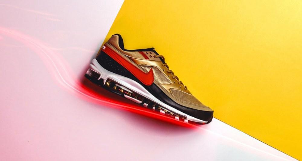b79871a0b4 Nike Air Max 97/BW Explores Olympic Vibes | Nice Kicks