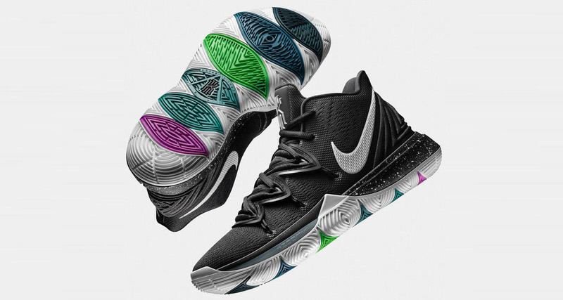 Nike Kyrie 5 Brings Zoom Turbo Technology to Basketball