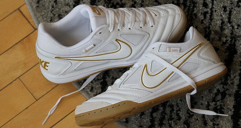 free shipping cf8f7 561b4 Nike SB Gato Goes Gold   Gum