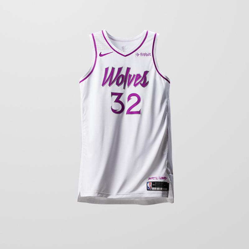 Nike NBA Earned Edition Uniforms
