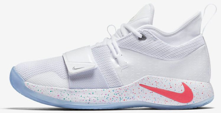 "PlayStation x Nike PG 2.5 ""White"""