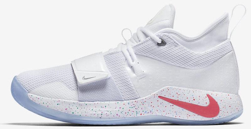 "PlayStation x Nike PG 2.5 ""White"""