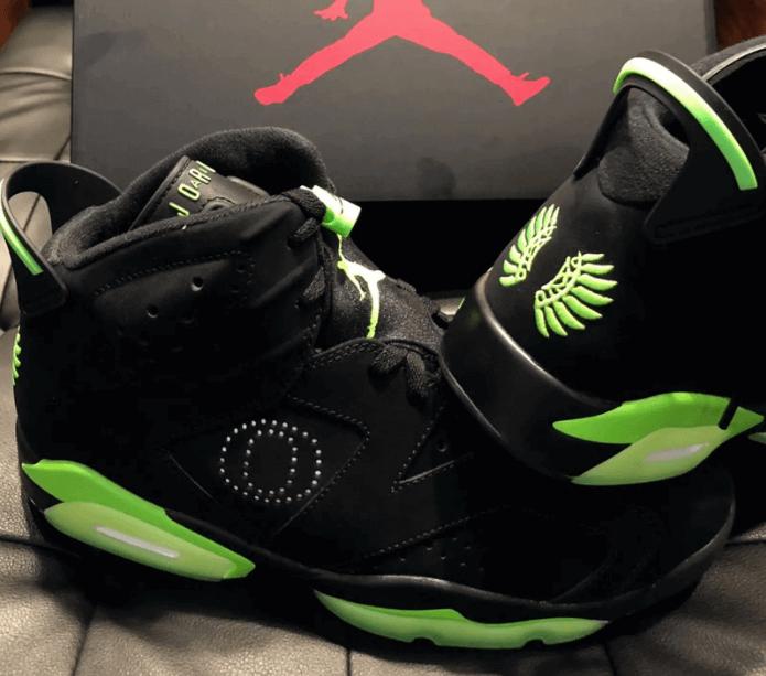 """Air Jordan 6 """"Ducks"""" PE"""