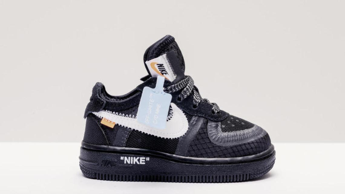 a2b3c623075 Off-White Air Force 1s Releasing in Kids Sizes