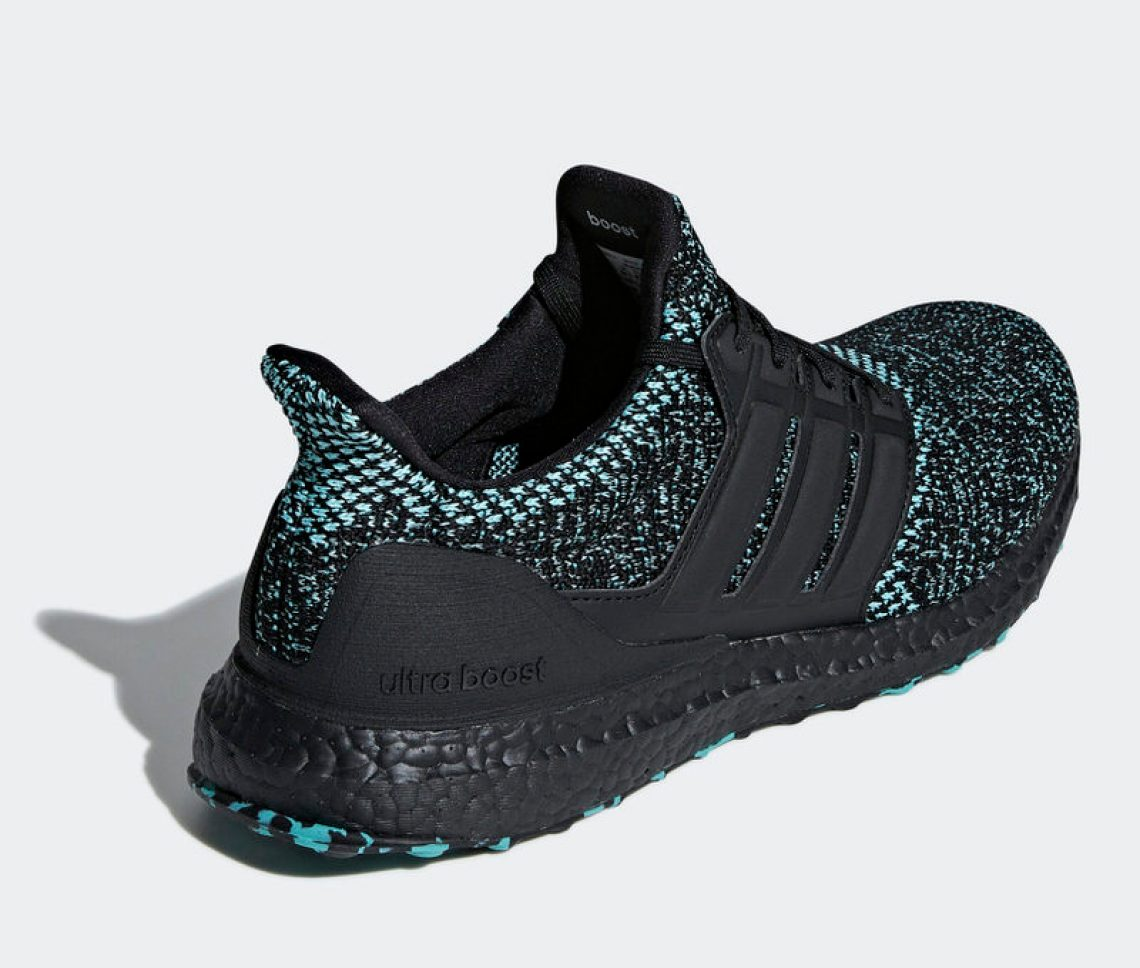 """dcdded98c The adidas Ultra Boost """"Core Black"""" just launched at adidas. Tune in  tomorrow for more Boost Week coverage."""