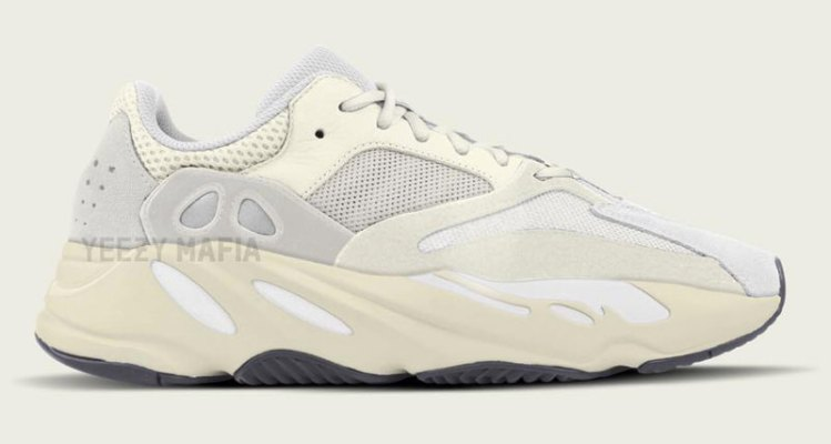 "adidas Yeezy Boost 700 ""Analog"" Set for Spring"