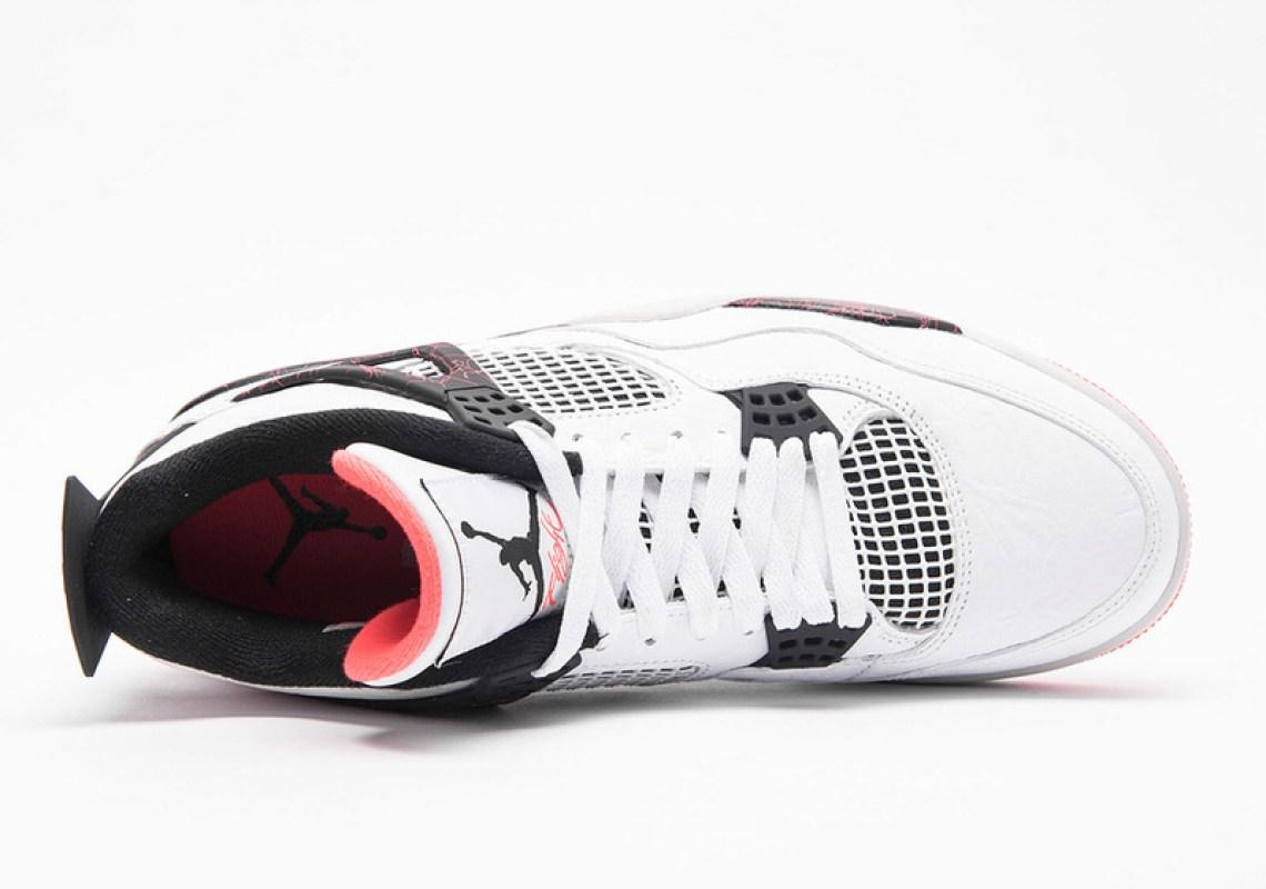 "Air Jordan 4 ""Light Crimson"""