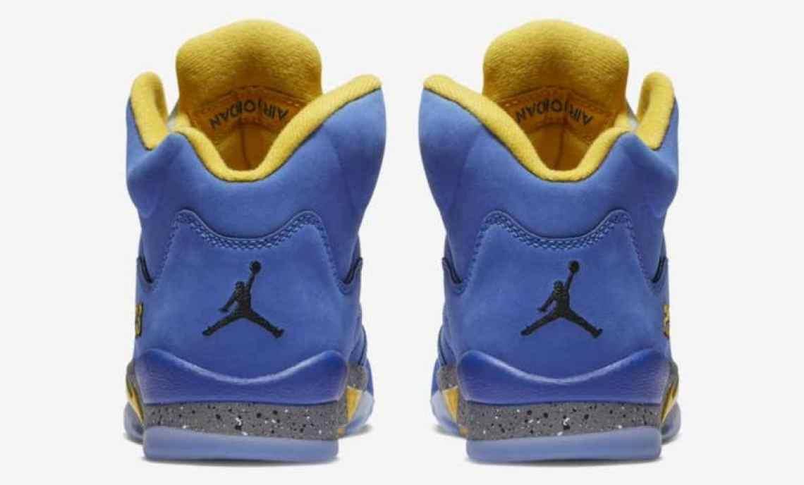 """Air Jordan 5 JSP """"Laney"""""""