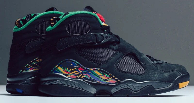 "f75ba9b1eb81 Air Jordan 8 Tinker ""Air Raid"" Takes Flight This Saturday"