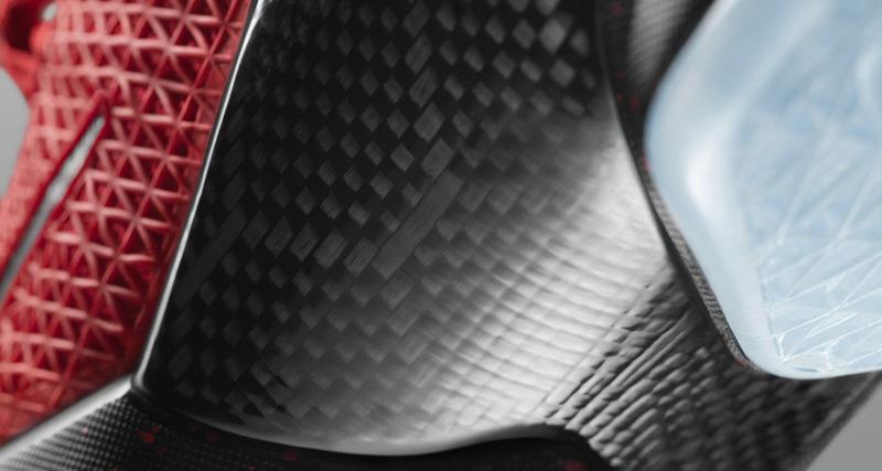 How Carbon Fiber Evolved in Nike Basketball