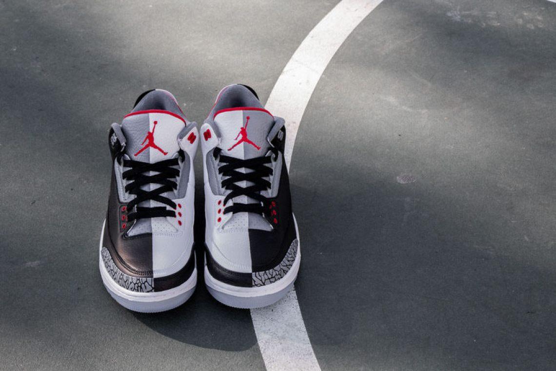 """451883fa939a Custom Air Jordan 3 """"Homage to Home"""" by HaveAir"""