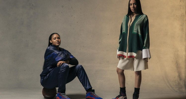 Aleali May x Maya Moore