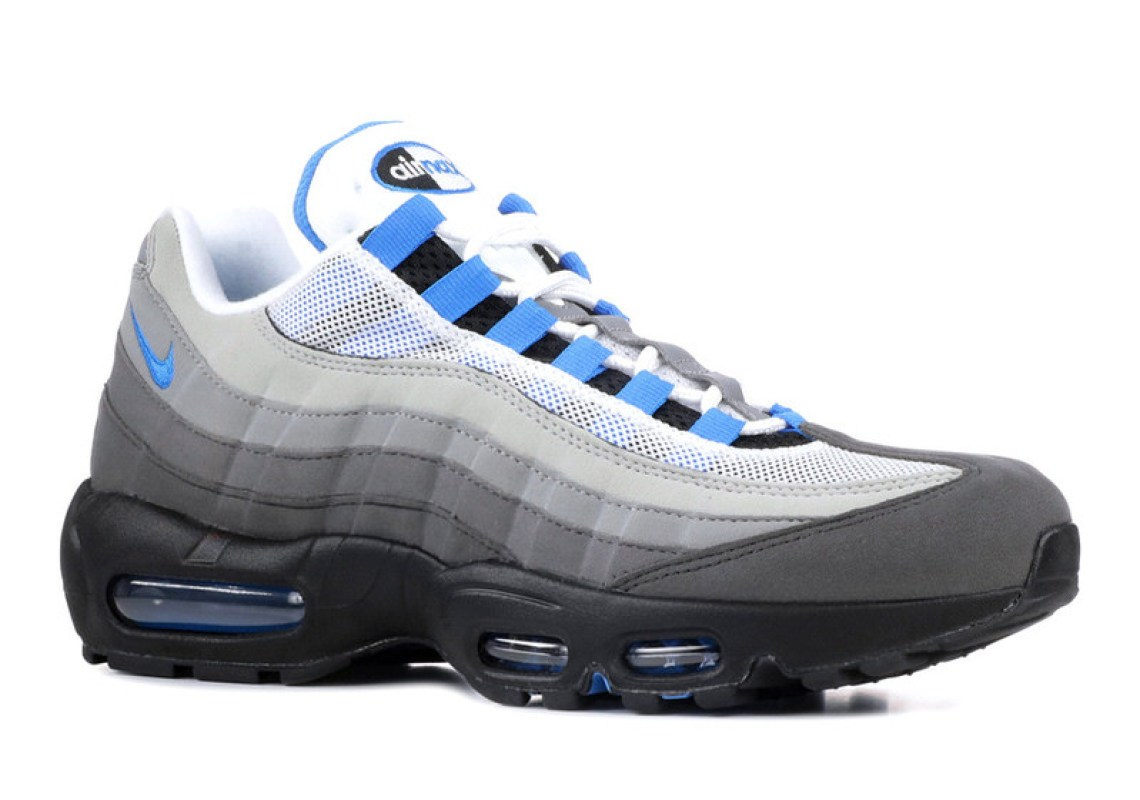 innovative design b8bd0 c9b9a Another Nike Air Max 95 OG is Headed Back to Retailers